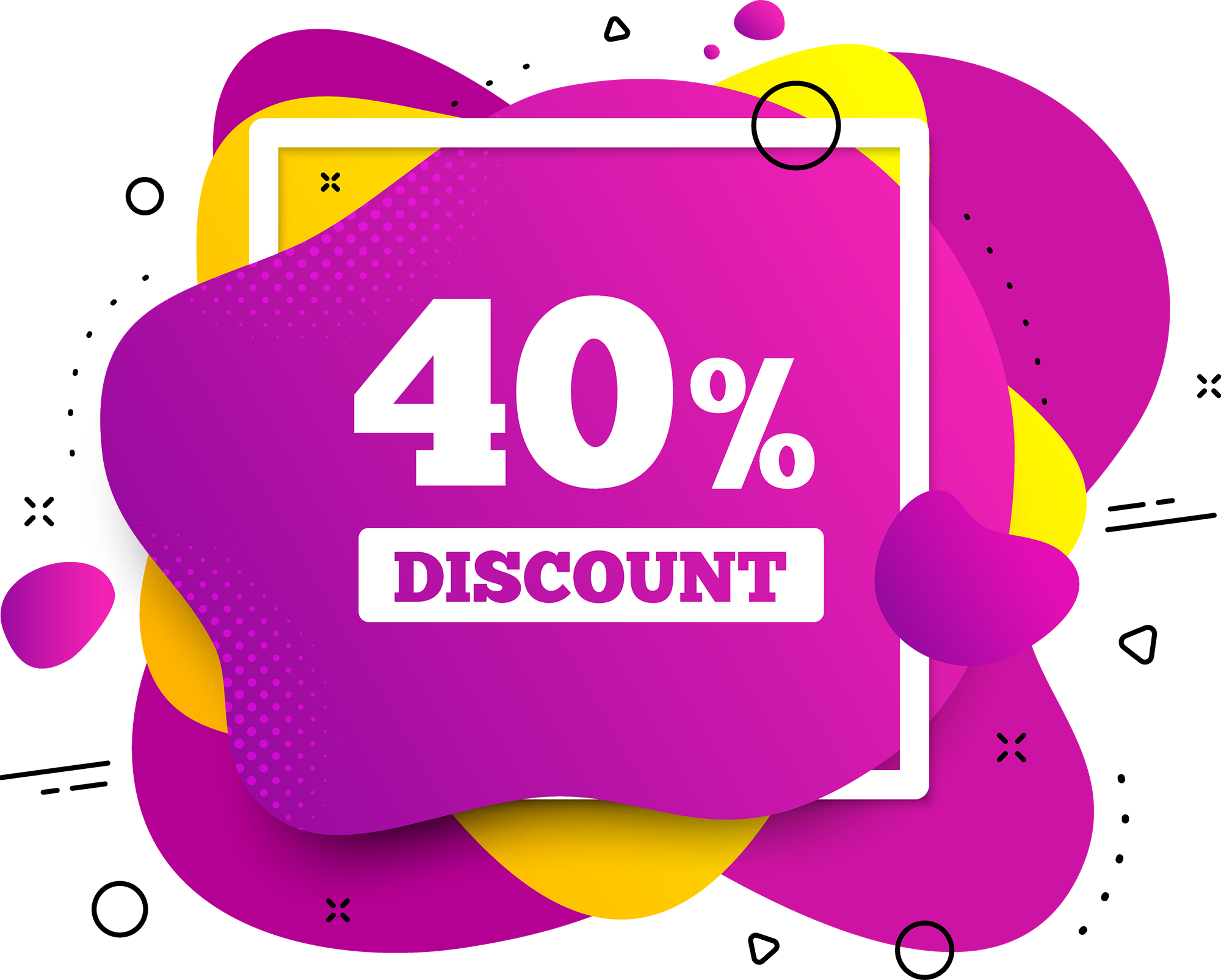 book discount icon